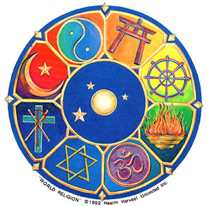 Clicking on this will take you to a webpage for definitions of 40 major world religions.